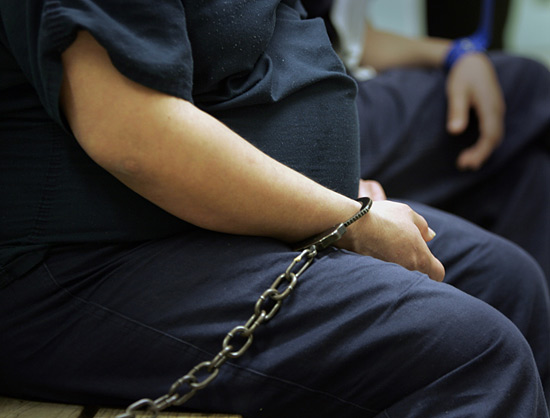 Shackling Pregnant Women Spurs Prison-Reform Push | Scrink ...