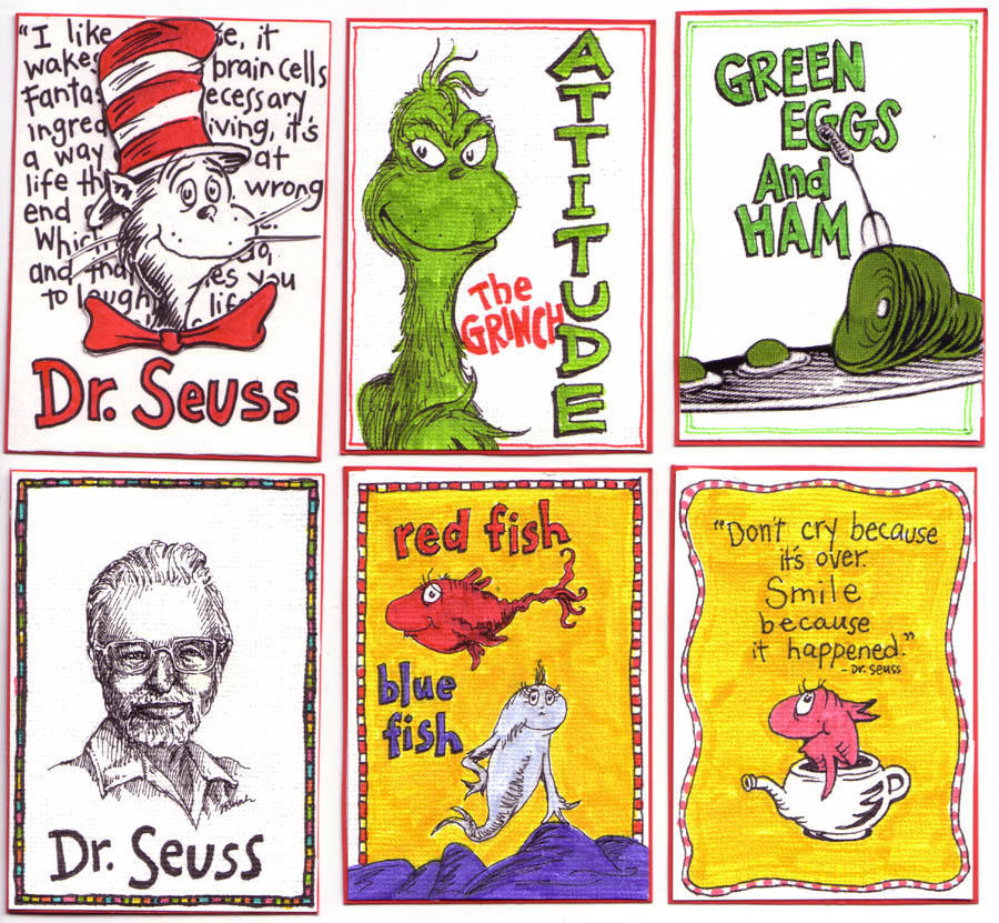 Dr Seuss Who Is He: Happy Birthday To My Homie, Dr. Seuss!