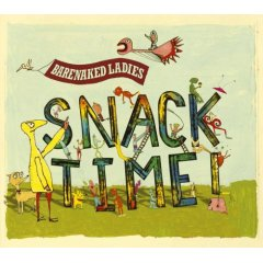 Barenaked Ladies do Snack Time – Giveaway!!!