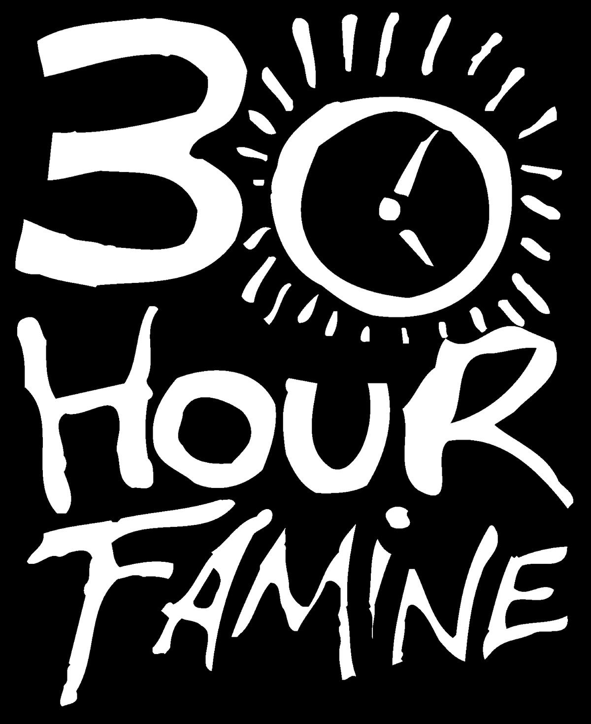 30 Hour Famine Social Media Outreach
