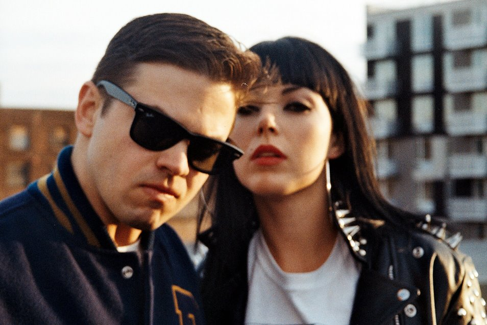 Sleigh Bells' Livestream From Terminal 5 in NYC 10:30 pm EST