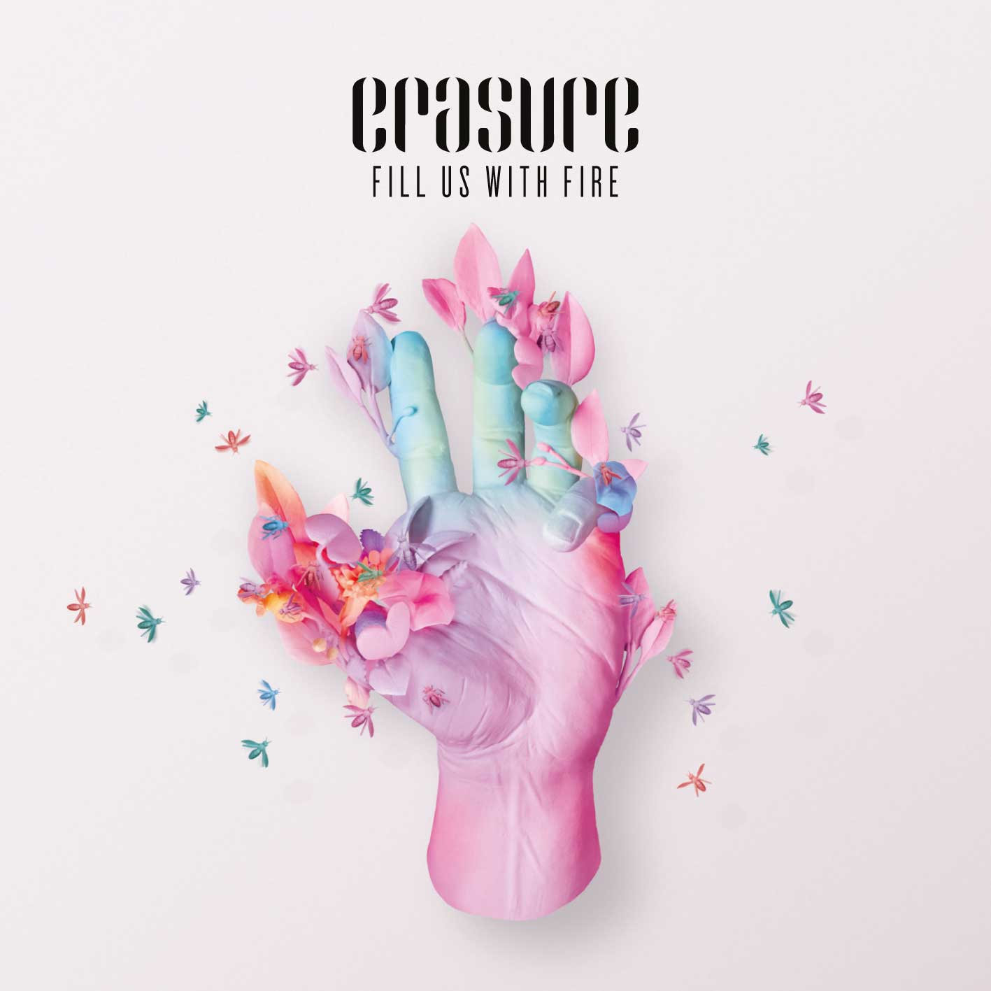 Erasure New Single & Video Fill Us With Fire