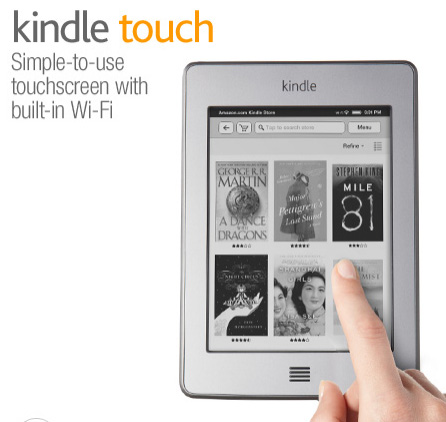 Bin a grindle? Fin a spindle? WIN a KINDLE? #giveaway