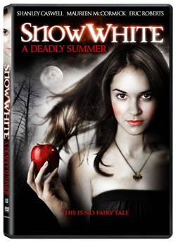 Snow White meets Horror Flick … DVD #GIVEAWAY