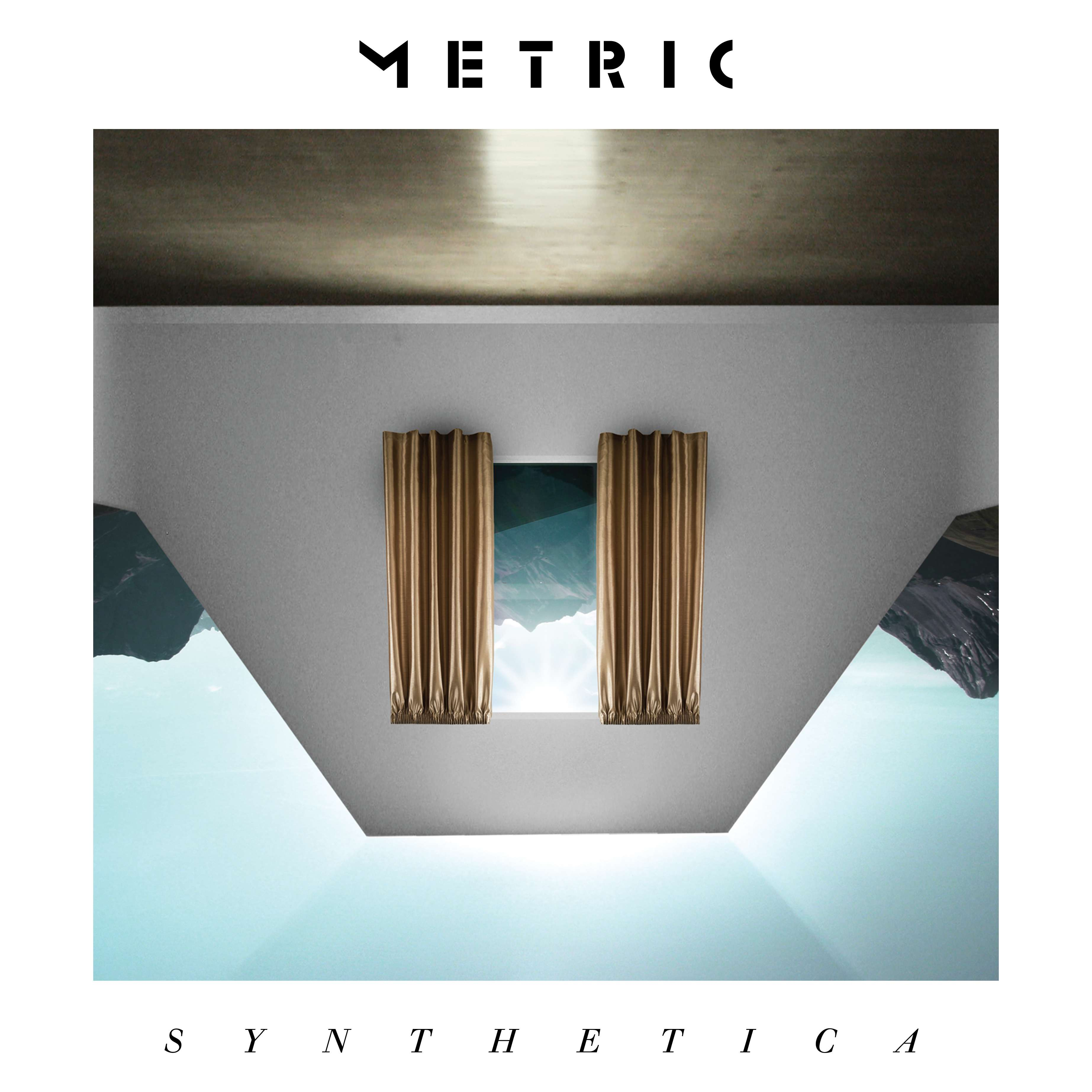 Metric's New Record, Synthetica, Out June 12