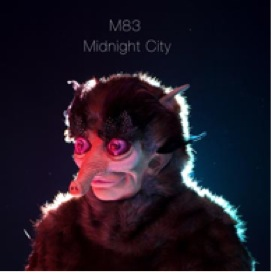 M83's track 'Midnight City' has gone GOLD!