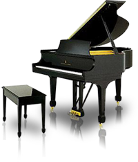 In the market for a grand piano, Steinway & Sons are your best bet