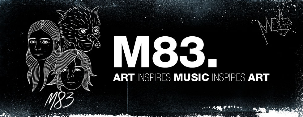 M83 and Converse partner for design contest!