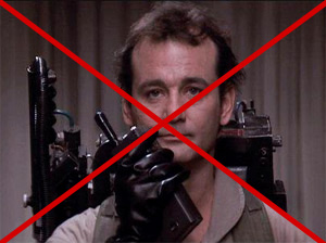Will Ghostbusters 3 flop without Bill Murray?
