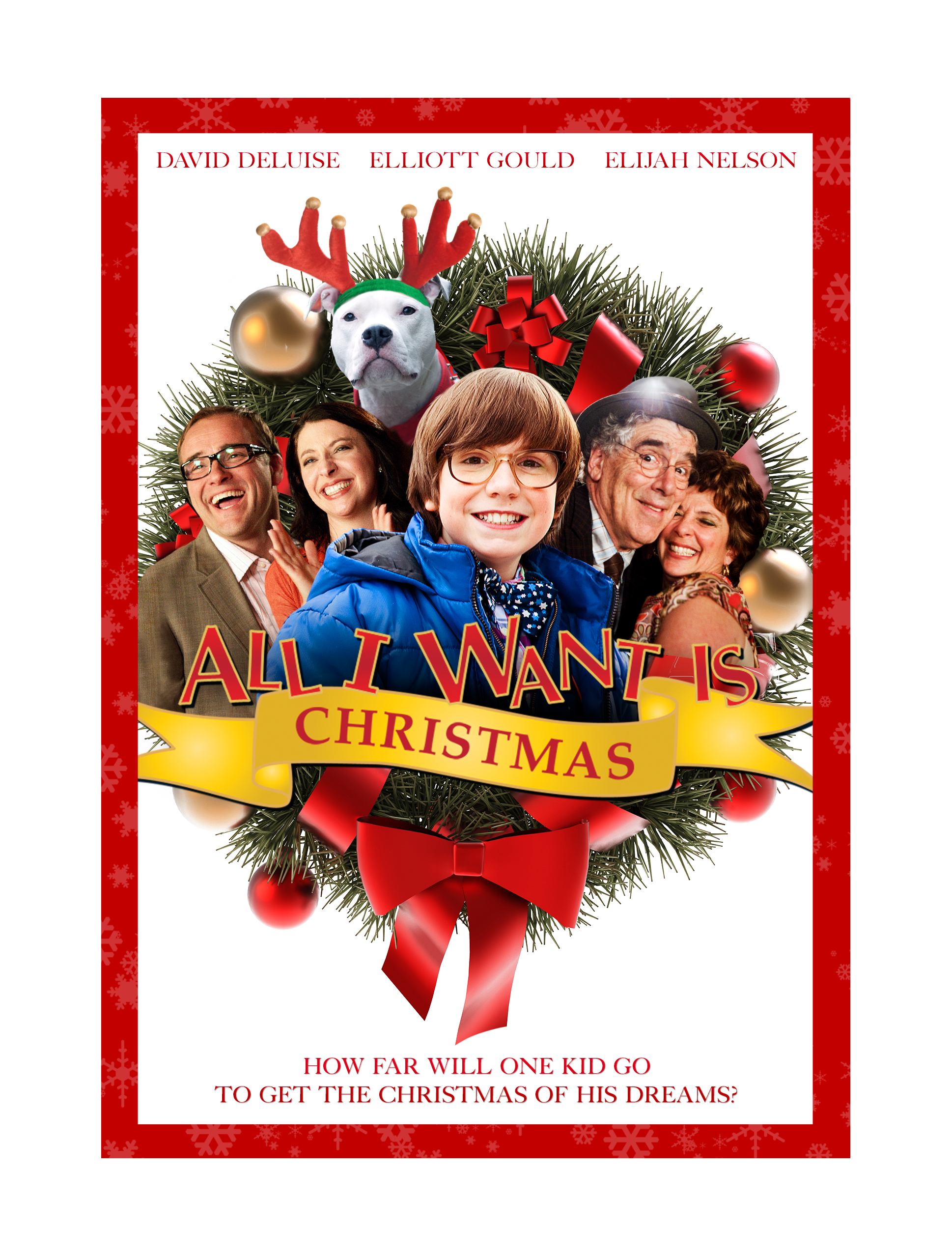 A new family feature to watch at Christmas