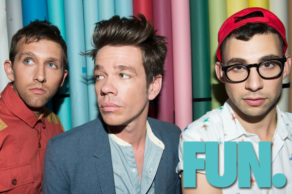 New iTunes Session from fun.
