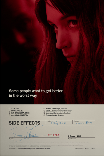 In rare but serious cases there will be Side Effects @SideEffects @OpenRoadFilms