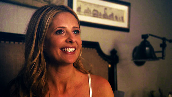 New TV series rumors about Sarah Michelle Gellar
