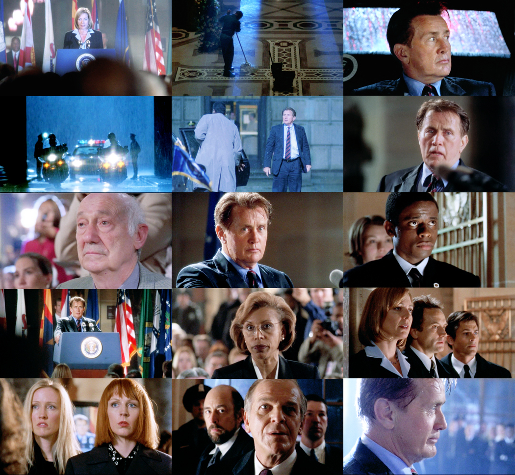 Martin sheen west wing homosexuality