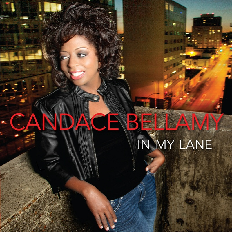 We gotta put down the foot; Candace Bellamy