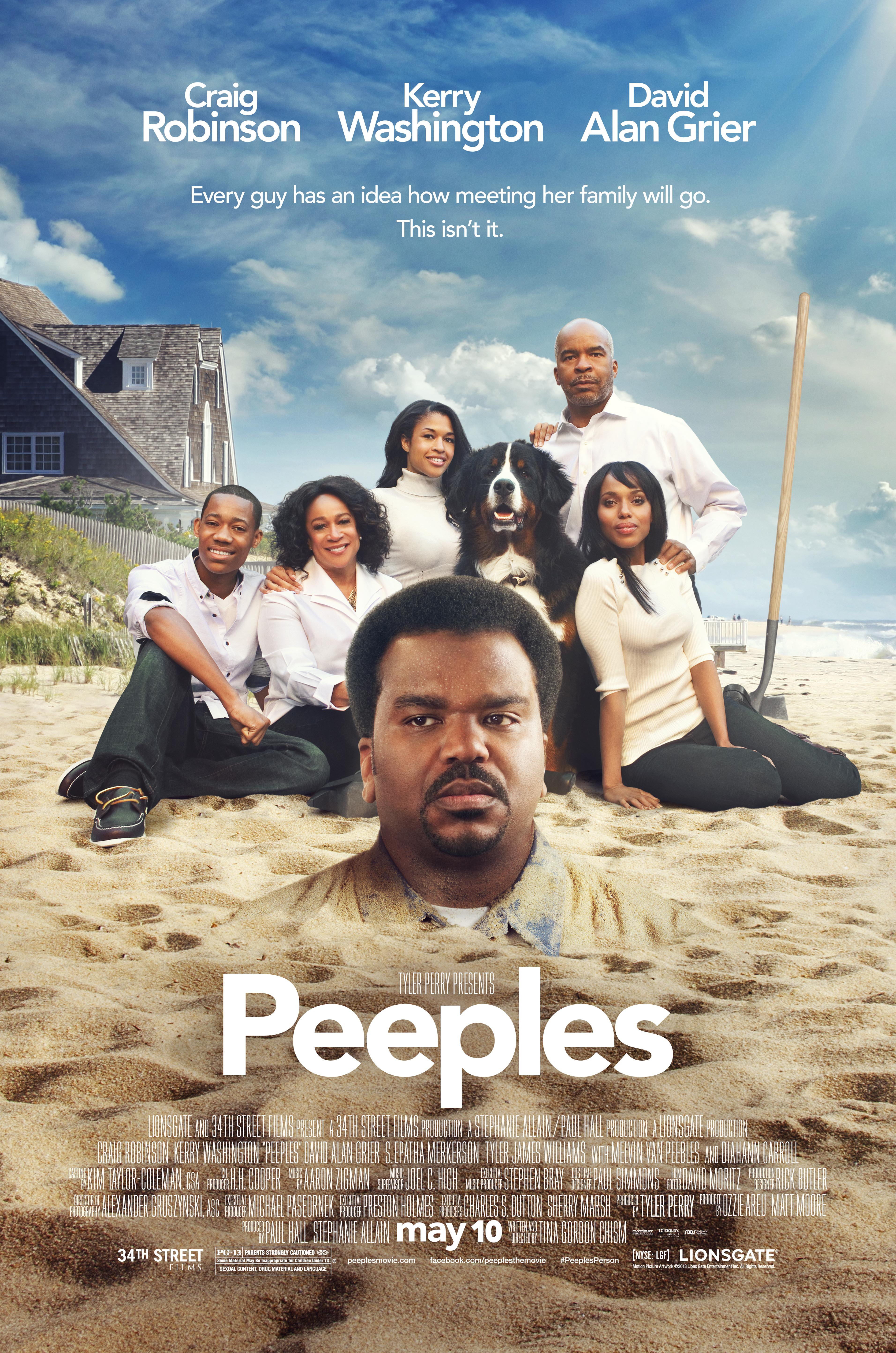 Who are my Peeples? #PeeplesPerson