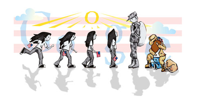 Coming Home, Google Doodle