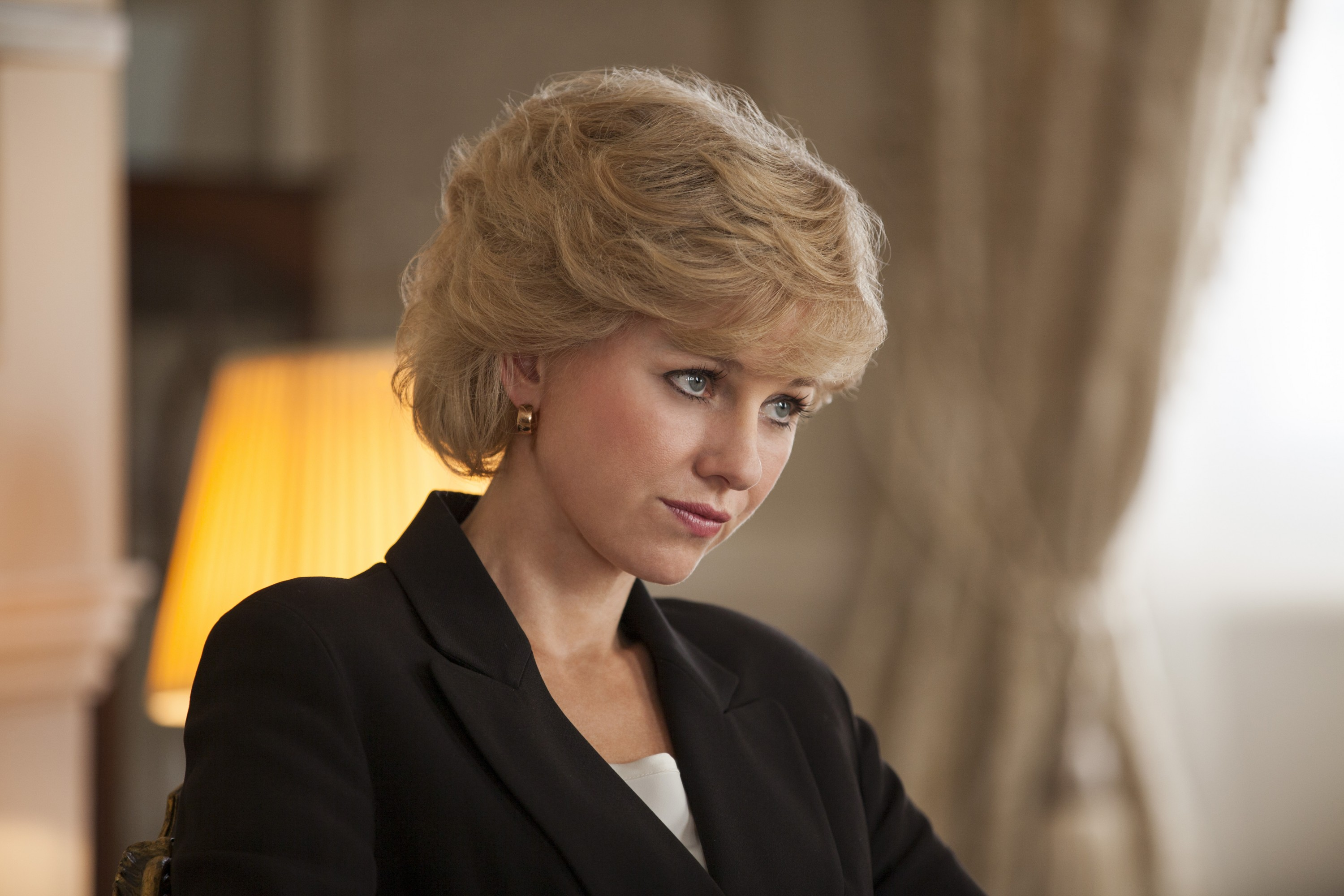 Naomi Watts as the Princess of Wales on the big screen