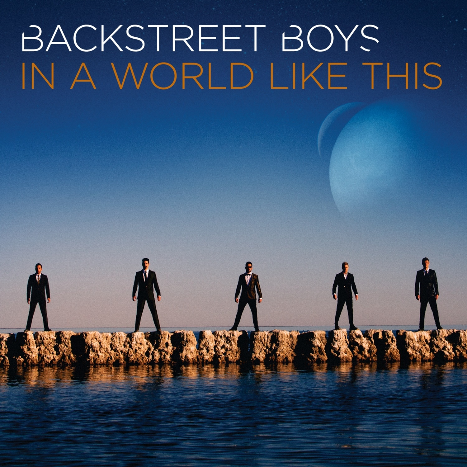 Backstreet Boys release new album and perform on Jimmy Kimmel Live tomorrow 7/30