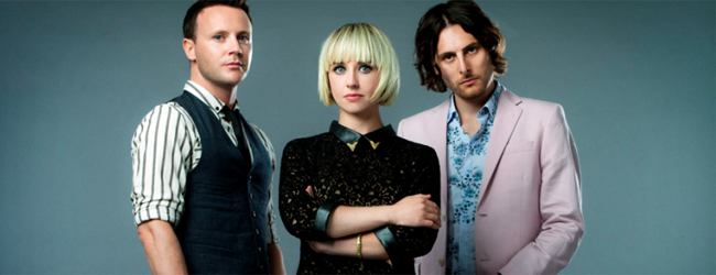 The Joy Formidable's Prepares for Tour With Passion Pit
