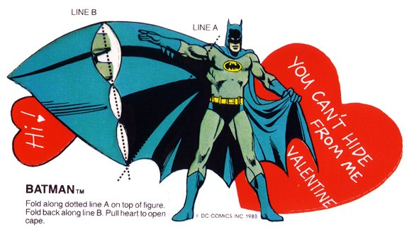 Valentine cartoons just aren't what they used to be