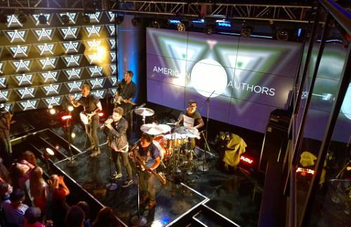 Honda Civic, American Authors and a 360-degree REVOLT stage