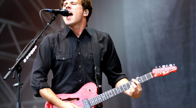 Jim Adkins (Of Jimmy Eat World) To Release Series of Singles This Summer