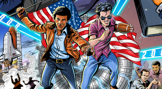 Barry & Joe – Bromancing the multiverse to save us from ourselves