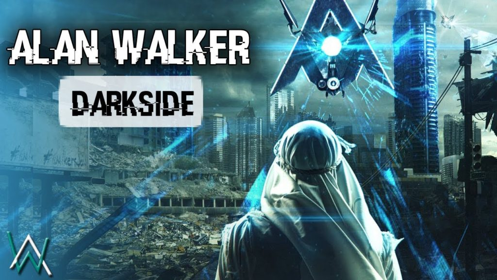 Alan Walker Darkside album art