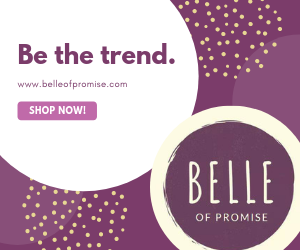 and ad for Belle of Promise