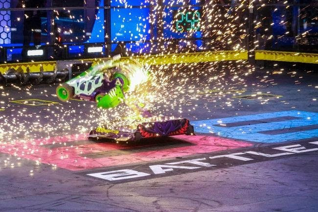 Discovery Channel BattleBots